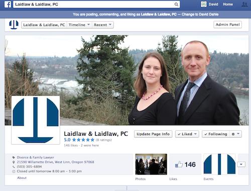 LaidlawFacebookpage
