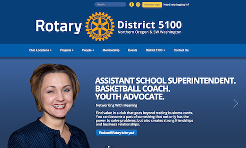rotary district 500